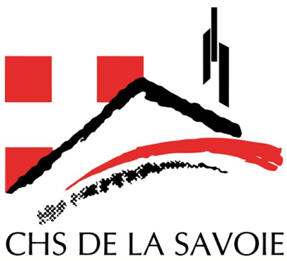 lOGO CHS de la Savoie